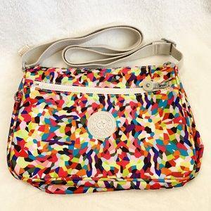 Multi-Color Kipling Crossbody Bag